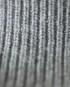 Extra fine wool knit, light grey