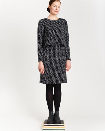 nouki-kaarna-layer dress-aw1718