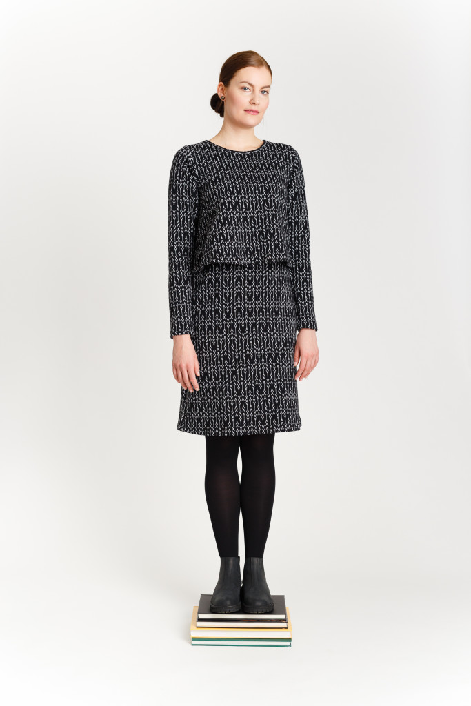 nouki-kaarna-layer dress-aw1718