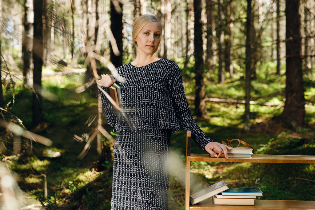 Nouki-AW1718-kaarna-layer dress