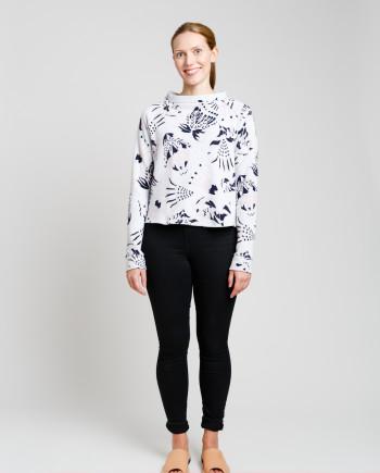 KEMU paita, valkoinen NOUKISS18 2