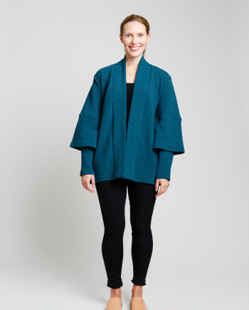 KORIA kimonotakki, petrooli NOUKISS18 2