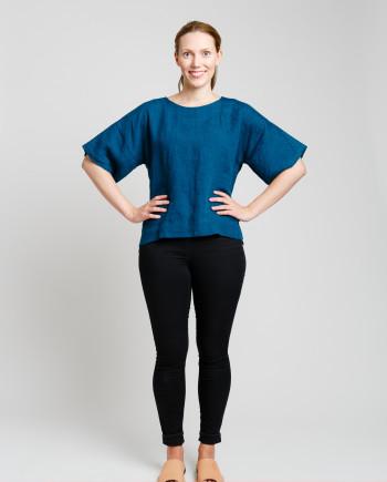 SALA paita, sininen NOUKISS18 1