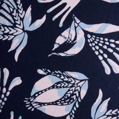 Recycled polyamide knit, KEMUT, digitally printed